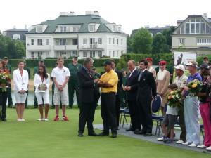 Fontana Vienna Euro PGA 2008